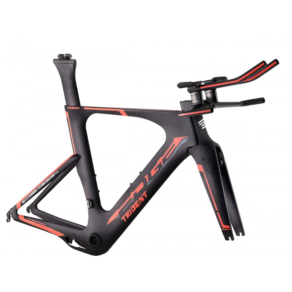 Edge Trident Triathlon Frame Set