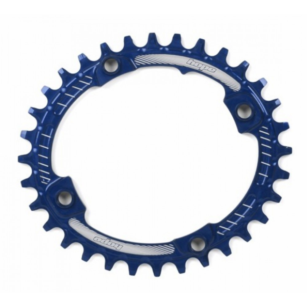 Hope Oval Chain Ring