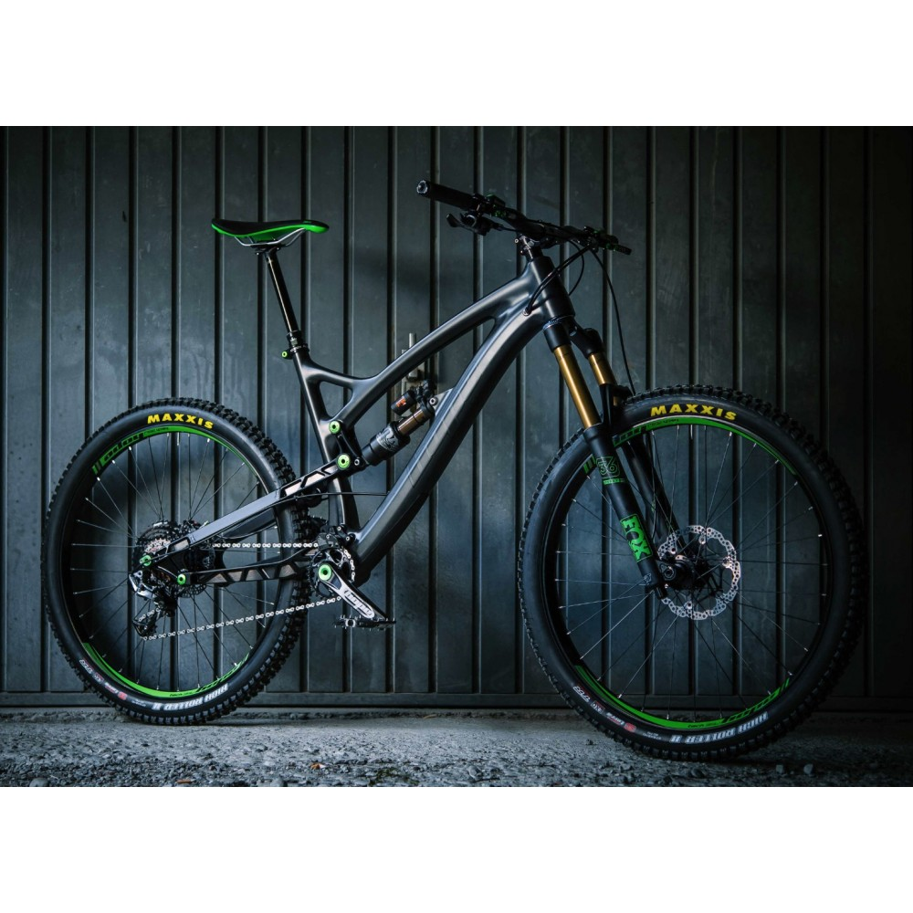 Hope HB160 Carbon Bike