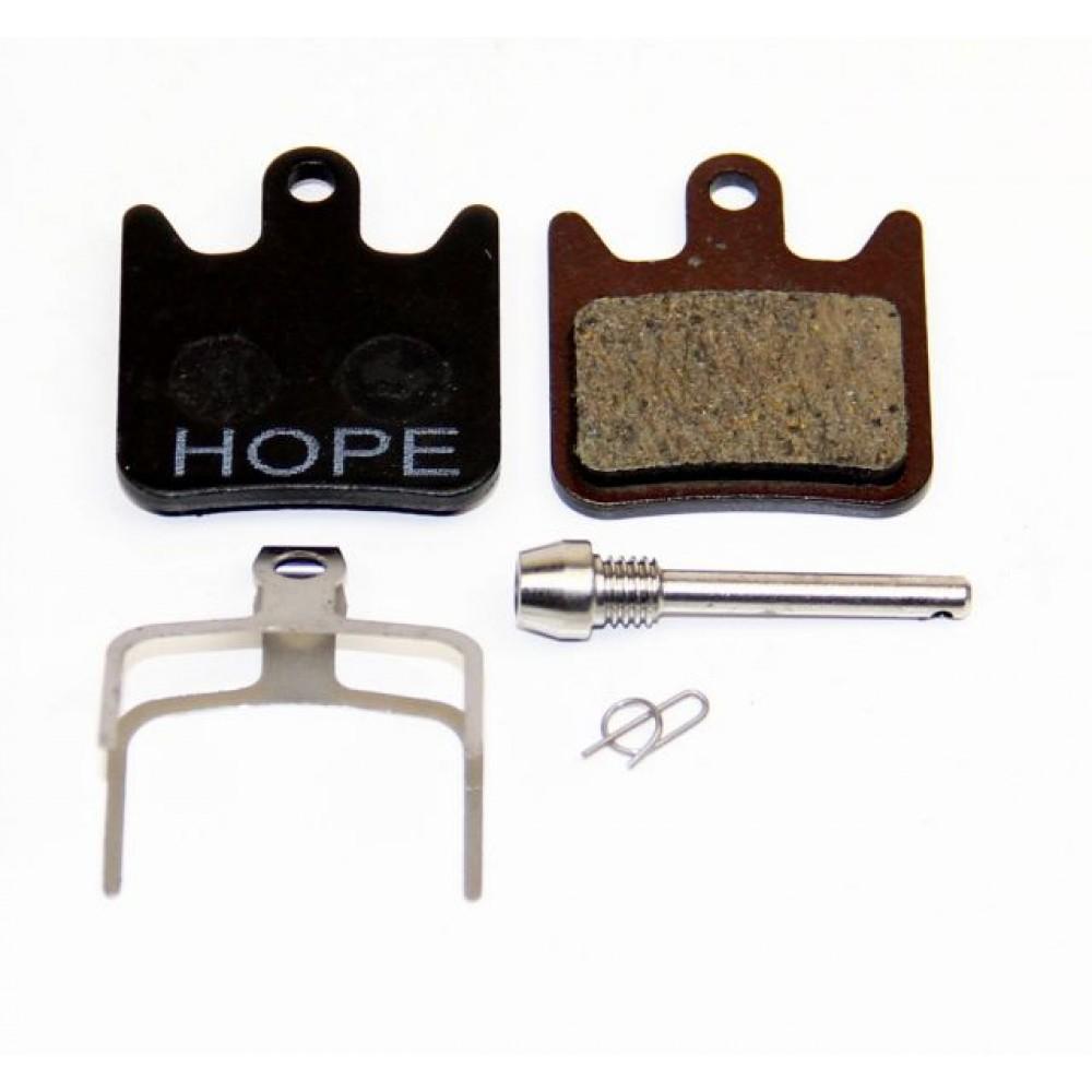 Hope Tech Remblokken X2 Resin/Standaard