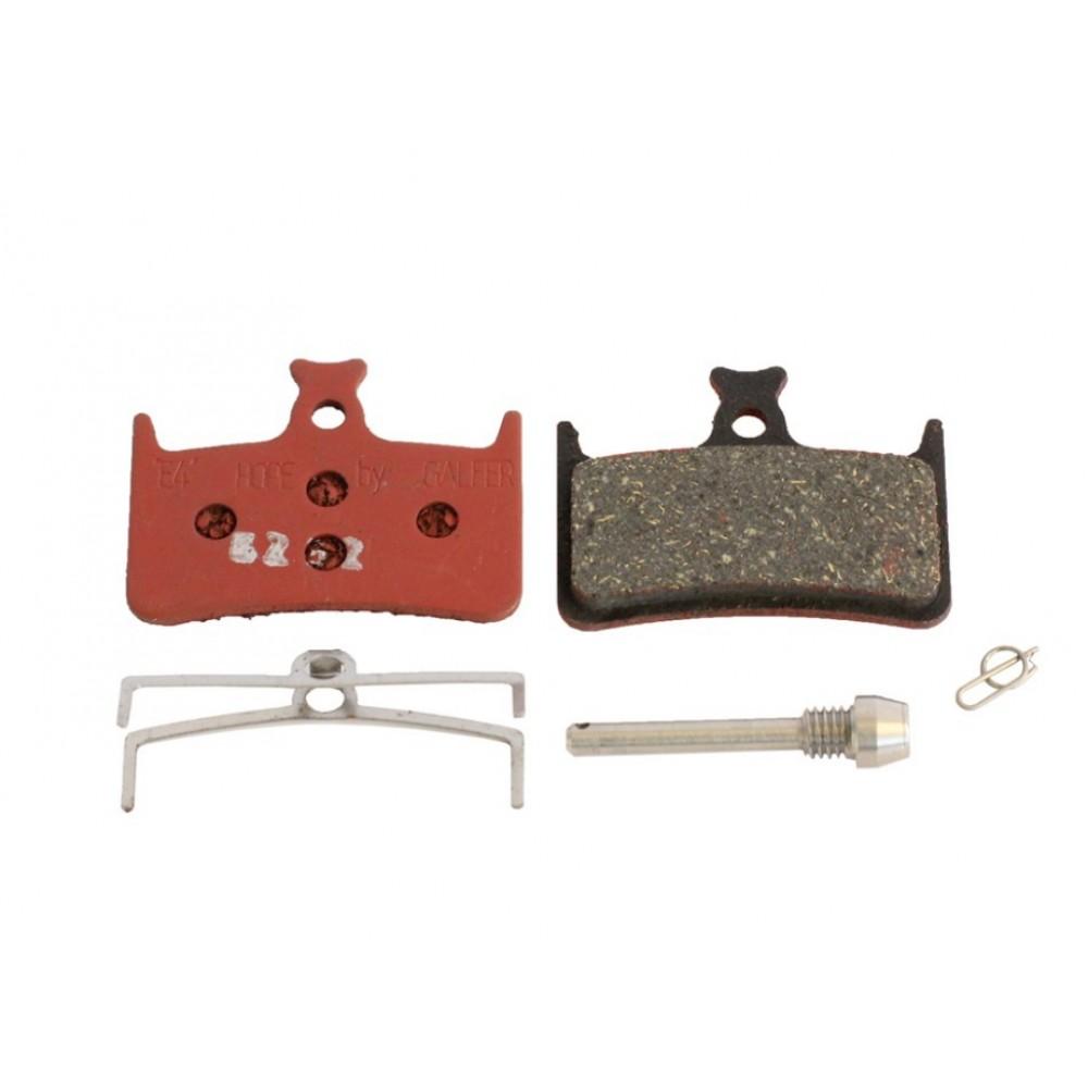 Hope Tech Remblokken E4 / M4 Resin/Standaard