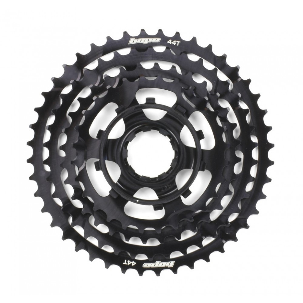 Hope Cassette Alu Block 28 - 40/44/48 11 spd