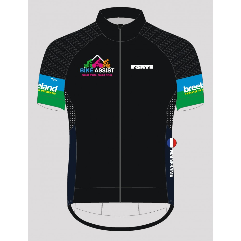 Bike Assist Wielershirt Pro