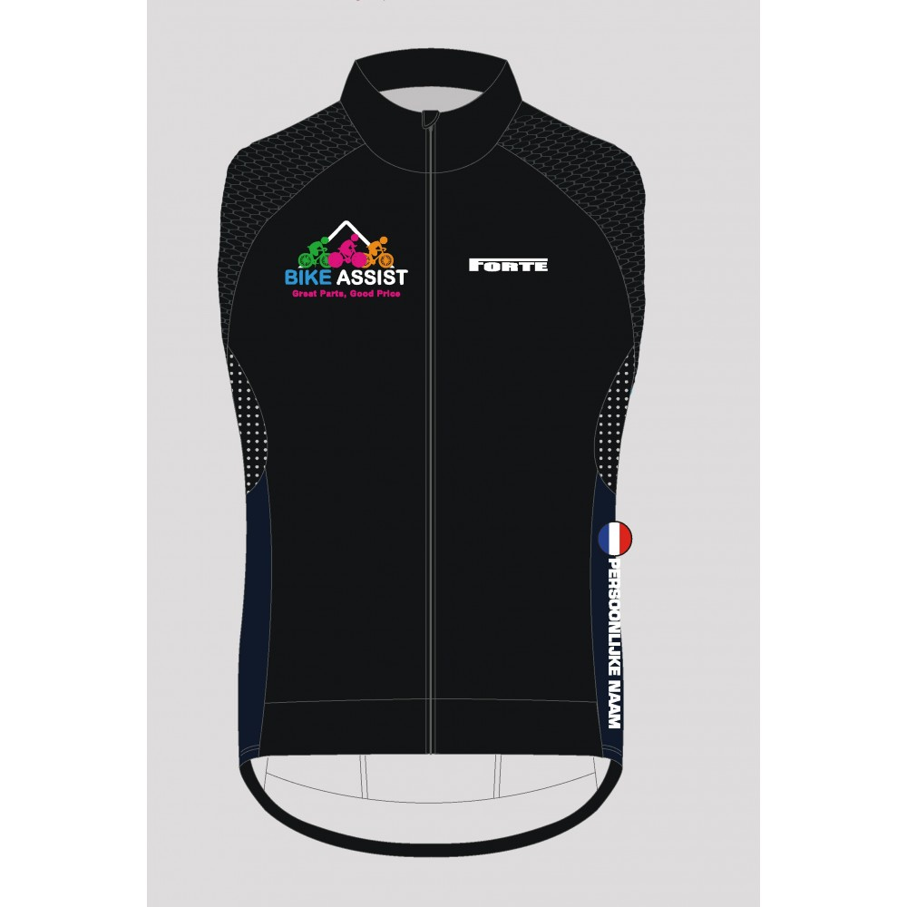 Bike Assist Windstopper Body ATOM Pro
