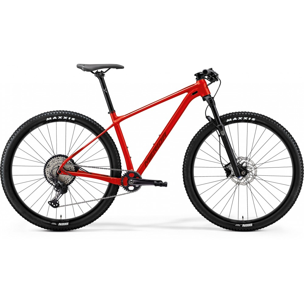 "Merida Big NINE Limited 2021 - Framemaat XL (21"")"