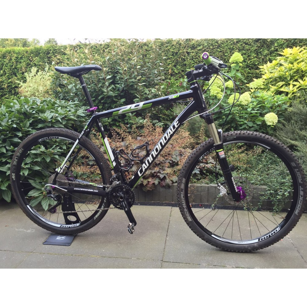 Cannondale F29 Trail SL