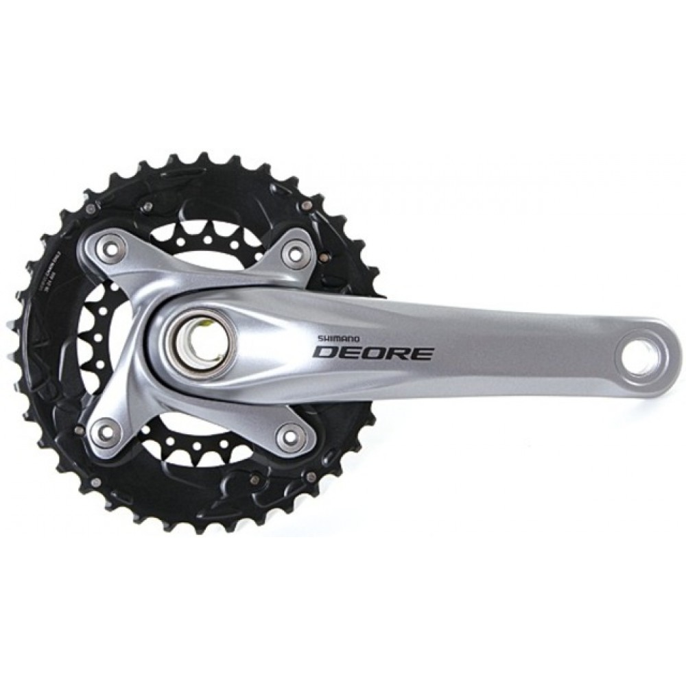 Shimano  Deore SLX FC-M615 incl lagers 2x10