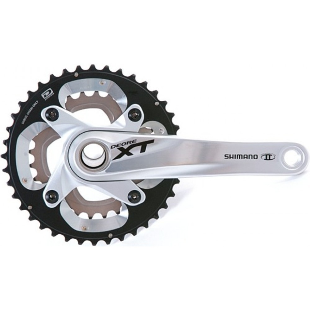 Shimano  Deore XT FC-M785 incl lagers 2x10