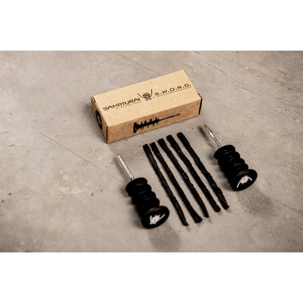 Sahmurai Sword Tubeless Repair Kit