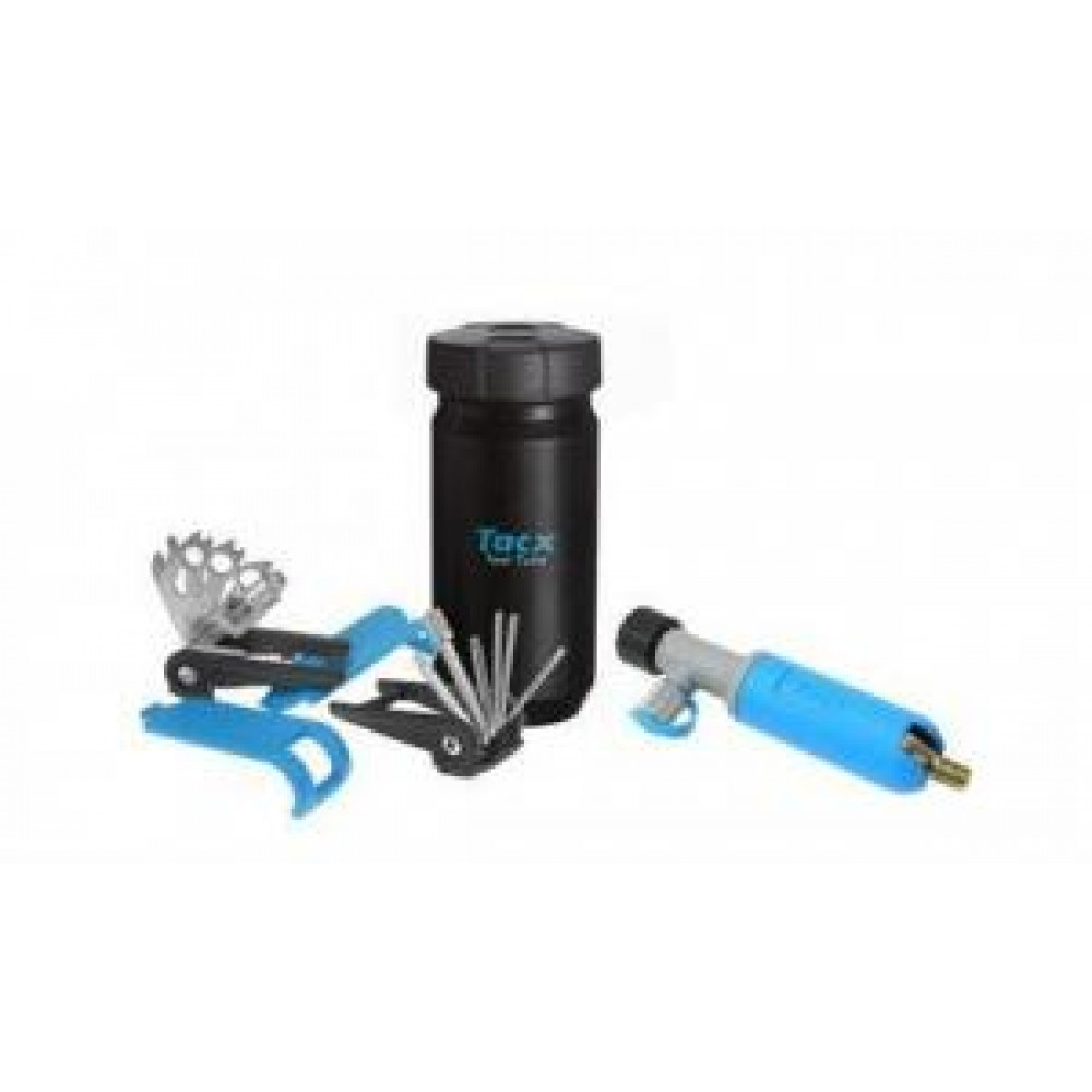 Tacx gereedschapset Tool Tube Plus T4855