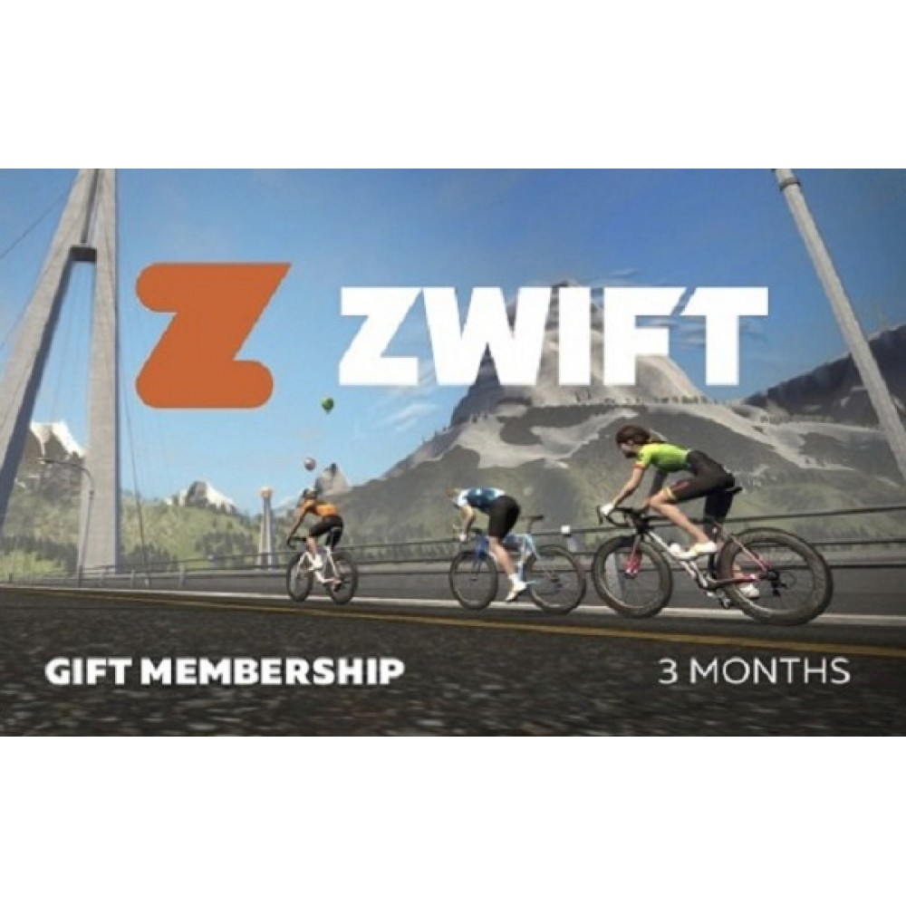 Zwift Gift Card
